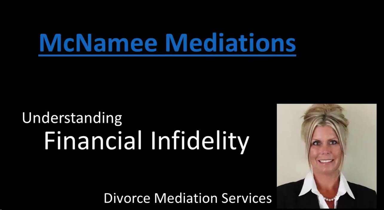 Financial Infidelity - a Ground for Divorce in Orange County