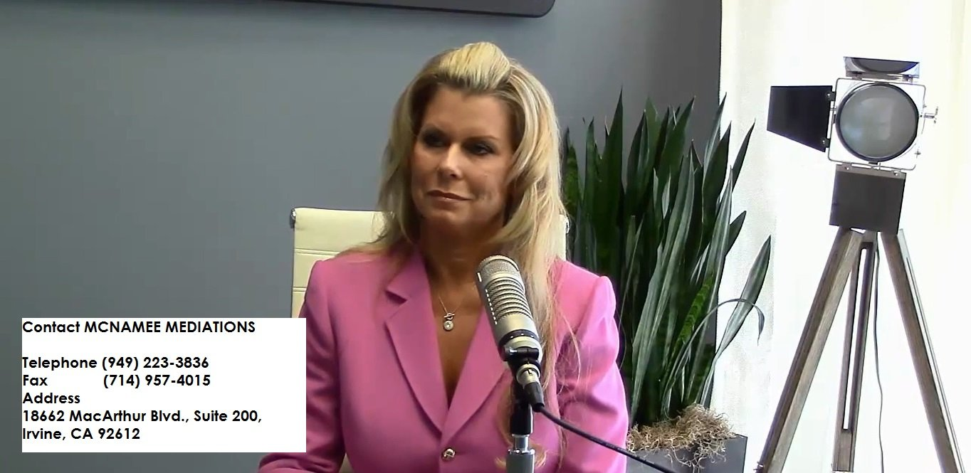Colleen's Interview Regarding Financial Infidelity in Orange County, California