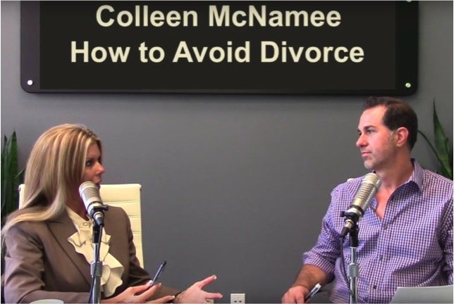 Colleen McNamee Discusses How to Avoid Divorce